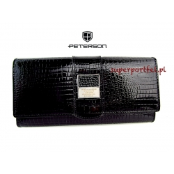 elegance black croco